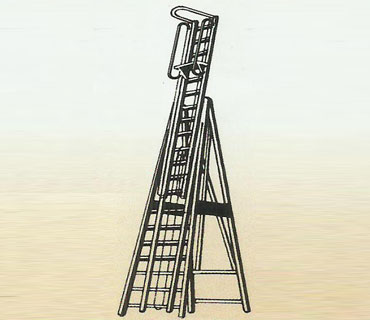 Self Support Extension Ladders Rks Engineering Industries