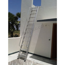 sump-ladder