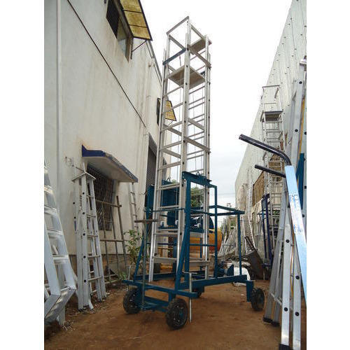 tower-telescopic-ladder