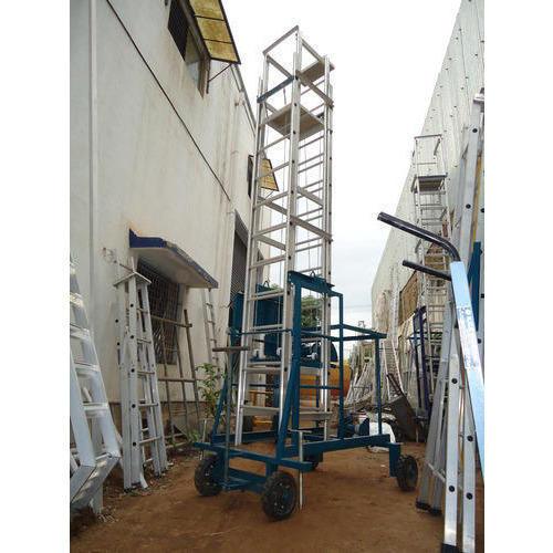 tower-telescopic-ladder